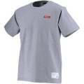 GRANDE.F.P EMBROID S/S-T HEATHER