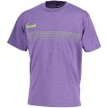 HYPER DOT DRY MESH S/S-T H.PURPLE/LIME