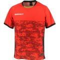 【ジュニア】2-TONE DISITAL CAMO PRACTIS SHIRTS RED/BLACK