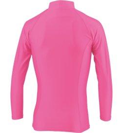 画像2:  GRANDE.F.P ベーシックインナーハイネック.パワーシャツ  ピンク