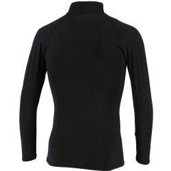画像2:  GRANDE.F.P ベーシックインナーハイネック.パワーシャツ  ブラック