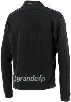 他の写真2: GRANDE.F.P.ハイパー.ストレッチジャージパンツ ブラックxグレー