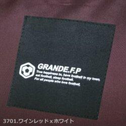 画像2: GRANDE.F.P ナイロンジムサック ワインレッド 2色