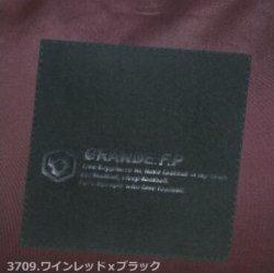 画像3: GRANDE.F.P ナイロンジムサック ワインレッド 2色