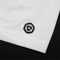 画像3: グランデ・エフ・ピーSTANDARD.B.D.ポロシャツ ホワイトxブラック