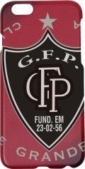 GRANDE.F.P.エンブレム アイフォンケース6/6s レッド