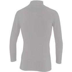画像2:  GRANDE.F.P ベーシックインナーハイネック.パワーシャツ グレー