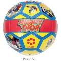 MARVELコラボサッカーボール<レトロ柄[HERO]シリーズ> マイティー・ソー