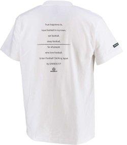 画像3: 【BIGサイズ対応商品】GRFP.No.10スクエアプリントプレミアTシャツ ホワイトxブラック